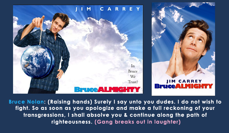 Bruce Almighty – Film Review