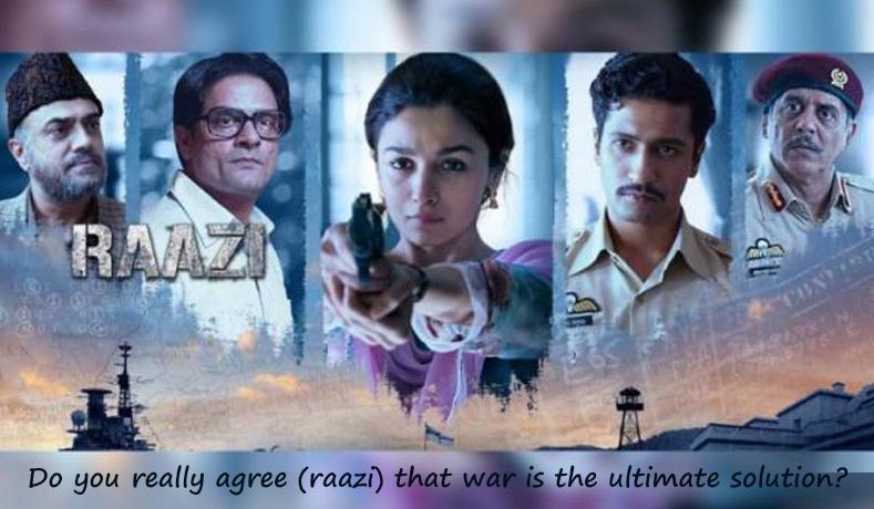 Raazi – Film Review by Kalyug Briefs