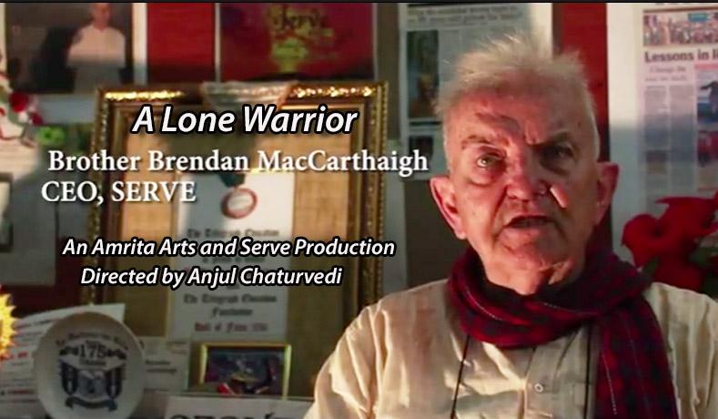 Brother Brendan MacCarthaigh – A Lone Warrior, Short Film