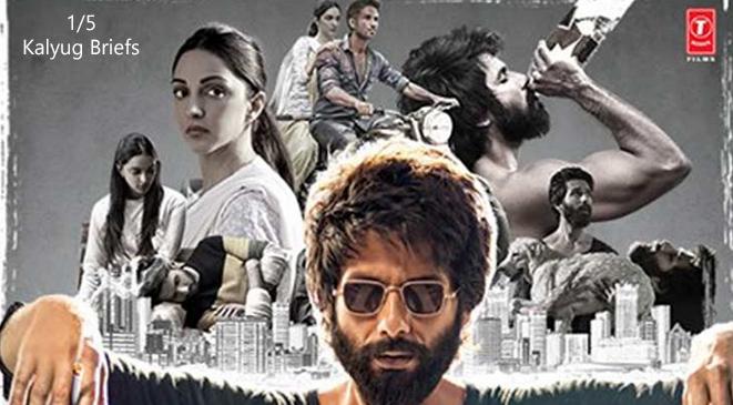 Kabir Singh – Yeh Doctor hai ya jungli janwar?