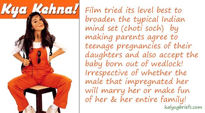 Kya Kehna – Film Review by Kalyug Briefs