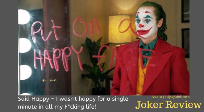 Joker – A Kalyug Briefs Review