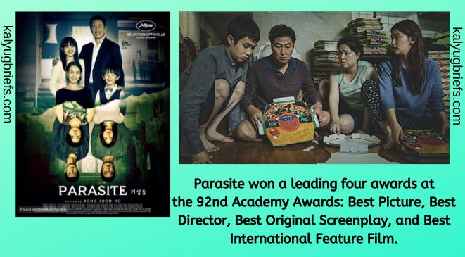 Parasite – 2019 : Film Review Kalyug Briefs